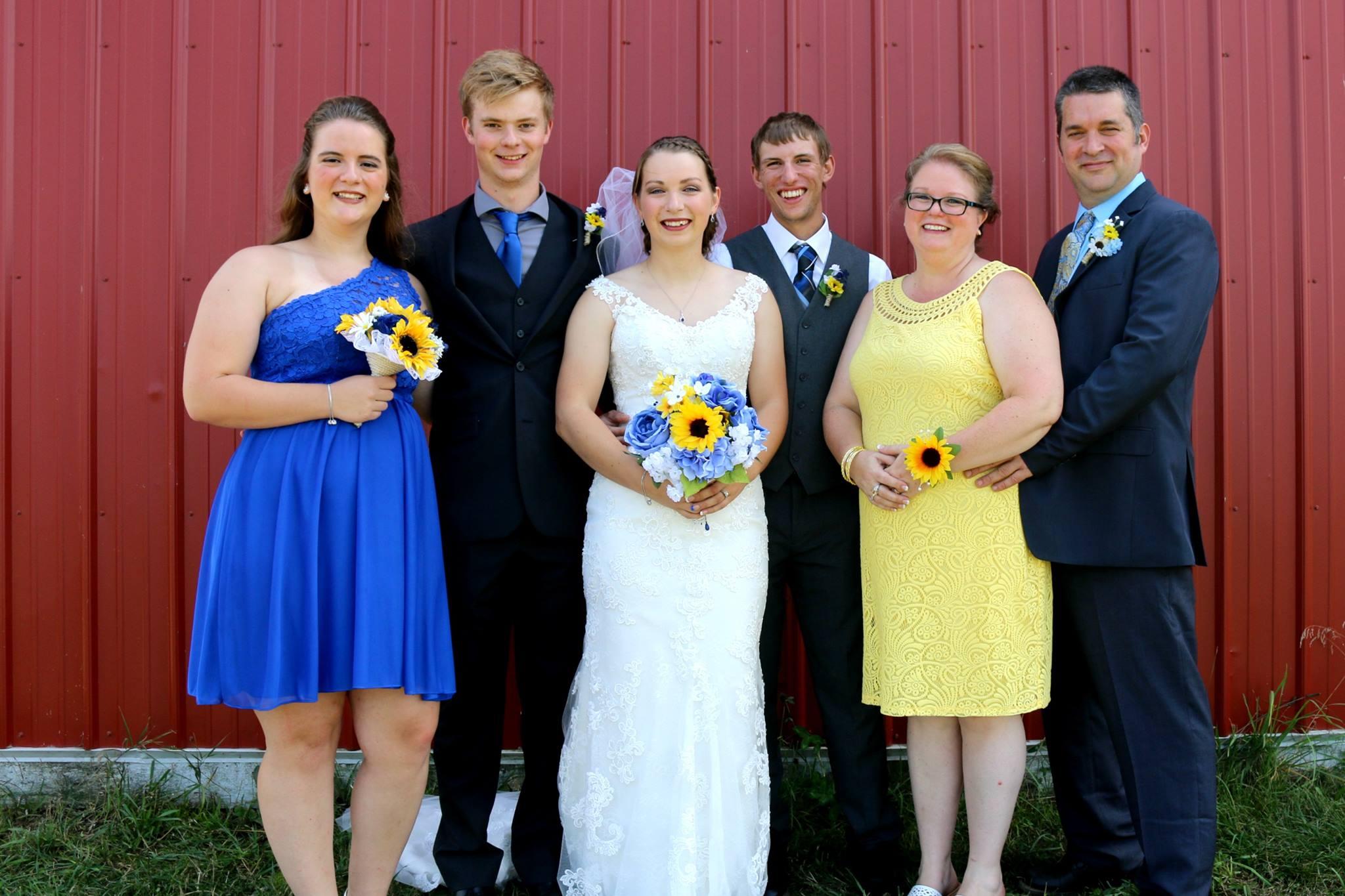Gunthorp family